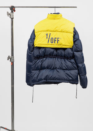 Double Puffer Jacket 04 {M/L}