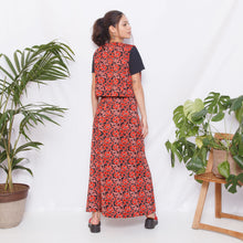 Load image into Gallery viewer, 60s/70s Skirt and Vest Set