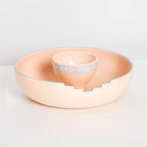 80s Southwestern Chip Bowl