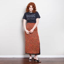 Load image into Gallery viewer, 90s Midi Slit Skirt