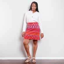 Load image into Gallery viewer, 90s Paisley Skirt