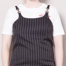 Load image into Gallery viewer, Dead Stock 90s Pinstripe Mini Dress