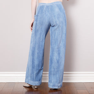 70s Corduroy Bell Bottoms