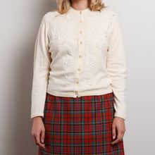 Load image into Gallery viewer, Vintage Scottish Cashmere Cardigan