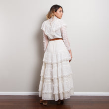 Load image into Gallery viewer, 70s Gunne Sax Prairie Dress