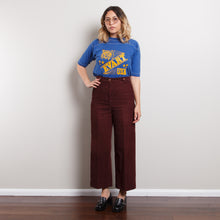 Load image into Gallery viewer, 90s Wide Leg Corduroy Pant