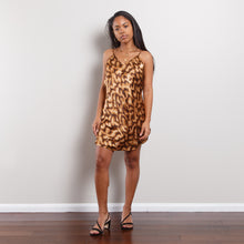 Load image into Gallery viewer, 90s Cheetah Print Slip
