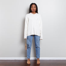 Load image into Gallery viewer, 90s Tommy Hilfiger Cream Sweater
