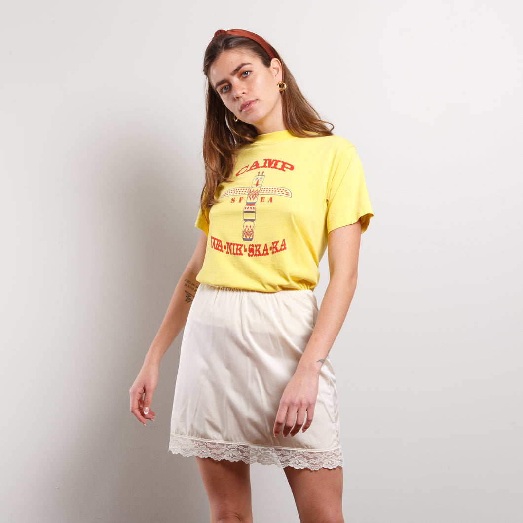 70s Single Stitch Camp Graphic Tee