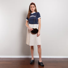 Load image into Gallery viewer, Vintage Pleated Midi Skirt