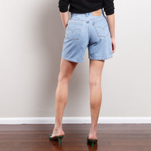 Load image into Gallery viewer, Mid Length Vintage Levi Shorts