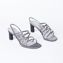 Load image into Gallery viewer, Celestial Silver Stappy Heels