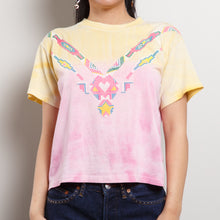 Load image into Gallery viewer, Single Stitch Vintage Tie Dye Top
