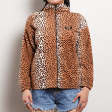 Load image into Gallery viewer, Vintage 90s Vail Cheetah Print Jacket