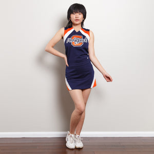 Vintage Cheerleading Uniform
