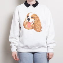 Load image into Gallery viewer, Vintage Cocker Spaniel Sweatshirt