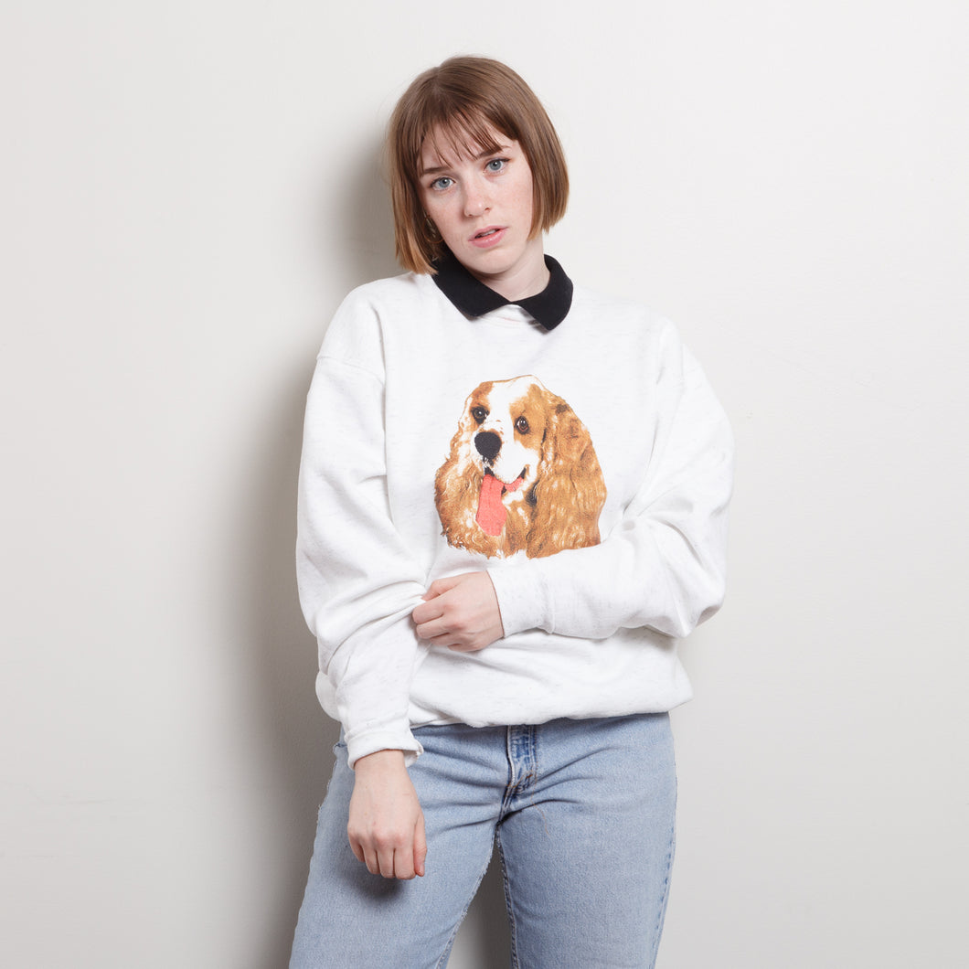Vintage Cocker Spaniel Sweatshirt