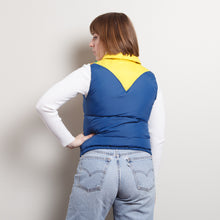 Load image into Gallery viewer, 70s Puffer Vest