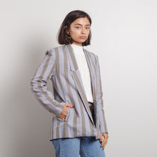 Load image into Gallery viewer, Stripe Blazer