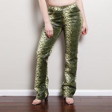 Load image into Gallery viewer, Vintage Reptile Pants