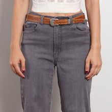 Load image into Gallery viewer, 90s Charcoal High Waisted Jean