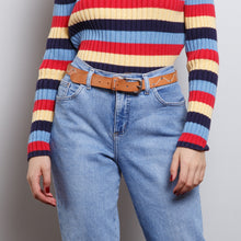 Load image into Gallery viewer, 90s Nine West Western Belt