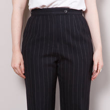 Load image into Gallery viewer, Vintage Striped Wool Trousers