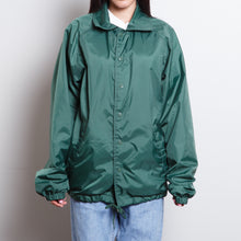 Load image into Gallery viewer, 90s Green Windbreaker