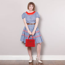 Load image into Gallery viewer, Vintage Sears Rockabilly Dress