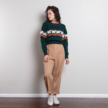 Load image into Gallery viewer, Green Terrier Sweater