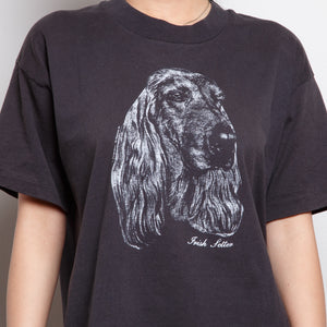 Single Stitch Irish Setter Graphic Tee