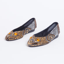 Load image into Gallery viewer, Sequin Ballet Flats