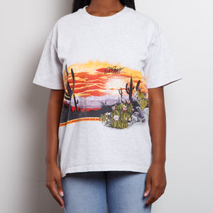 Single Stitch El Paso Sunset T Shirt
