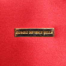 Load image into Gallery viewer, 90s Giorgio Beverly Hills Red Handbag