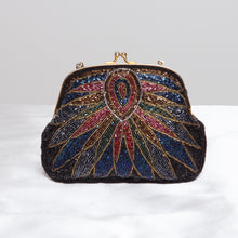 Load image into Gallery viewer, 90s Beaded Evening Purse