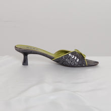 Load image into Gallery viewer, Vintage BCBG Kitten Heels