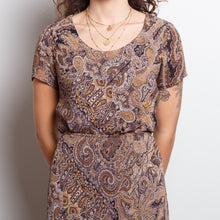 Load image into Gallery viewer, Paisley Chiffon Set