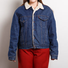 Load image into Gallery viewer, Vintage Levi's Sherpa Trucker Jacket