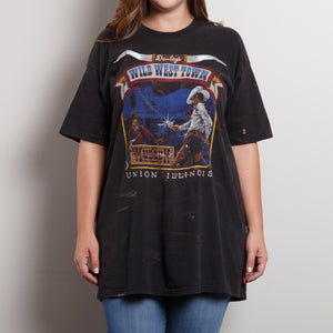 Single Stitch Wild Wild West Tee