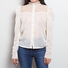 Load image into Gallery viewer, Victorian Style Jessica's Gunnies Lace Top