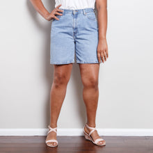 Load image into Gallery viewer, Vintage High Waisted Levi's Denim Shorts