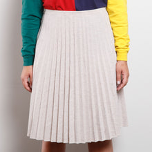 Load image into Gallery viewer, Vintage Pleated Skirt