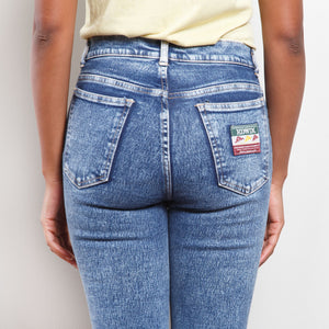 Vintage Stone Washed Mom Jeans