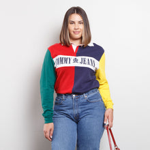 Load image into Gallery viewer, Vintage Tommy Hilfiger Rugby Top