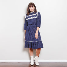 Load image into Gallery viewer, Vintage Western Midi Dress