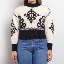 Load image into Gallery viewer, Vintage Wool Turtleneck Sweater