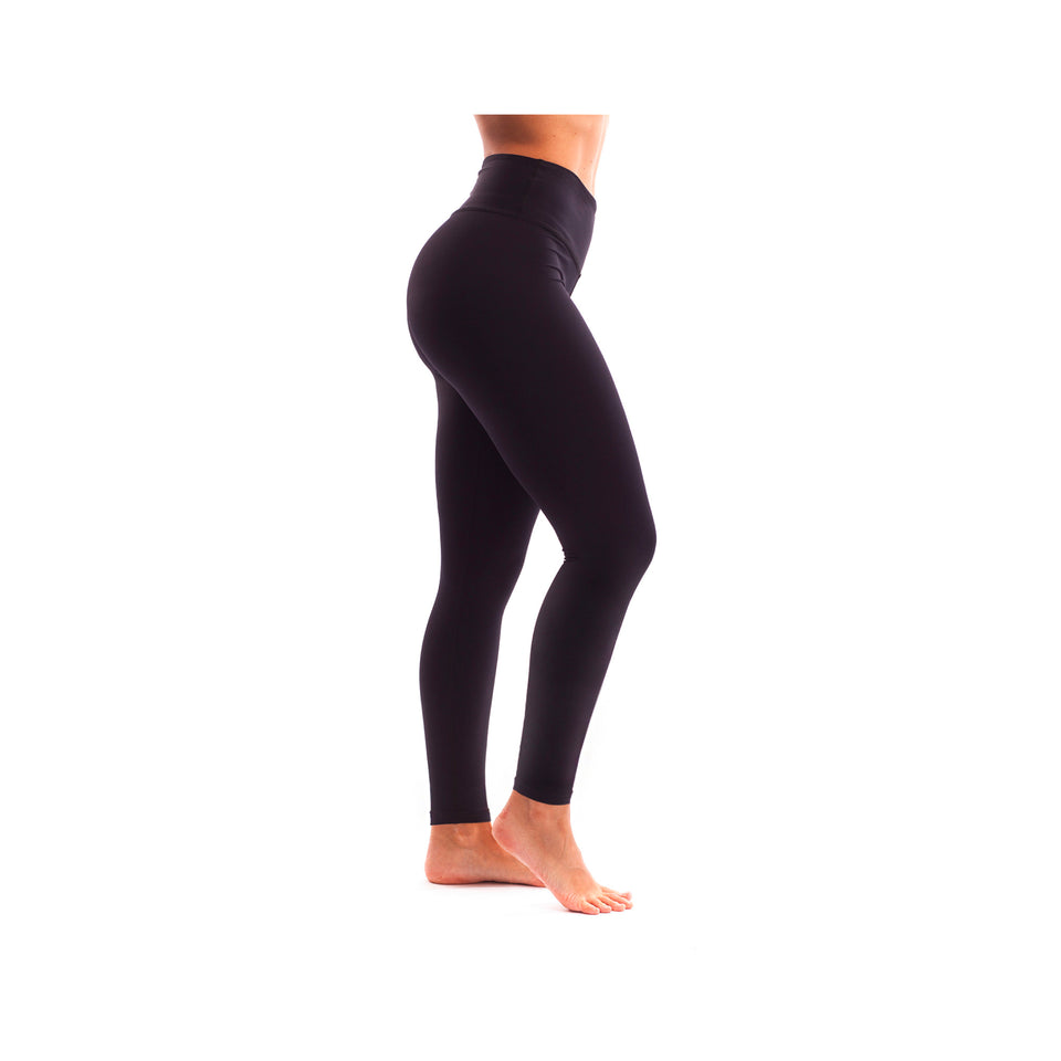 Postpartum leggings comfytex activewear sideview