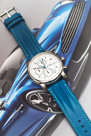 J.Ciro Series II Duke Chronograph Watch