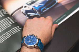 J.Ciro Series II Maverick Chronograph Watch