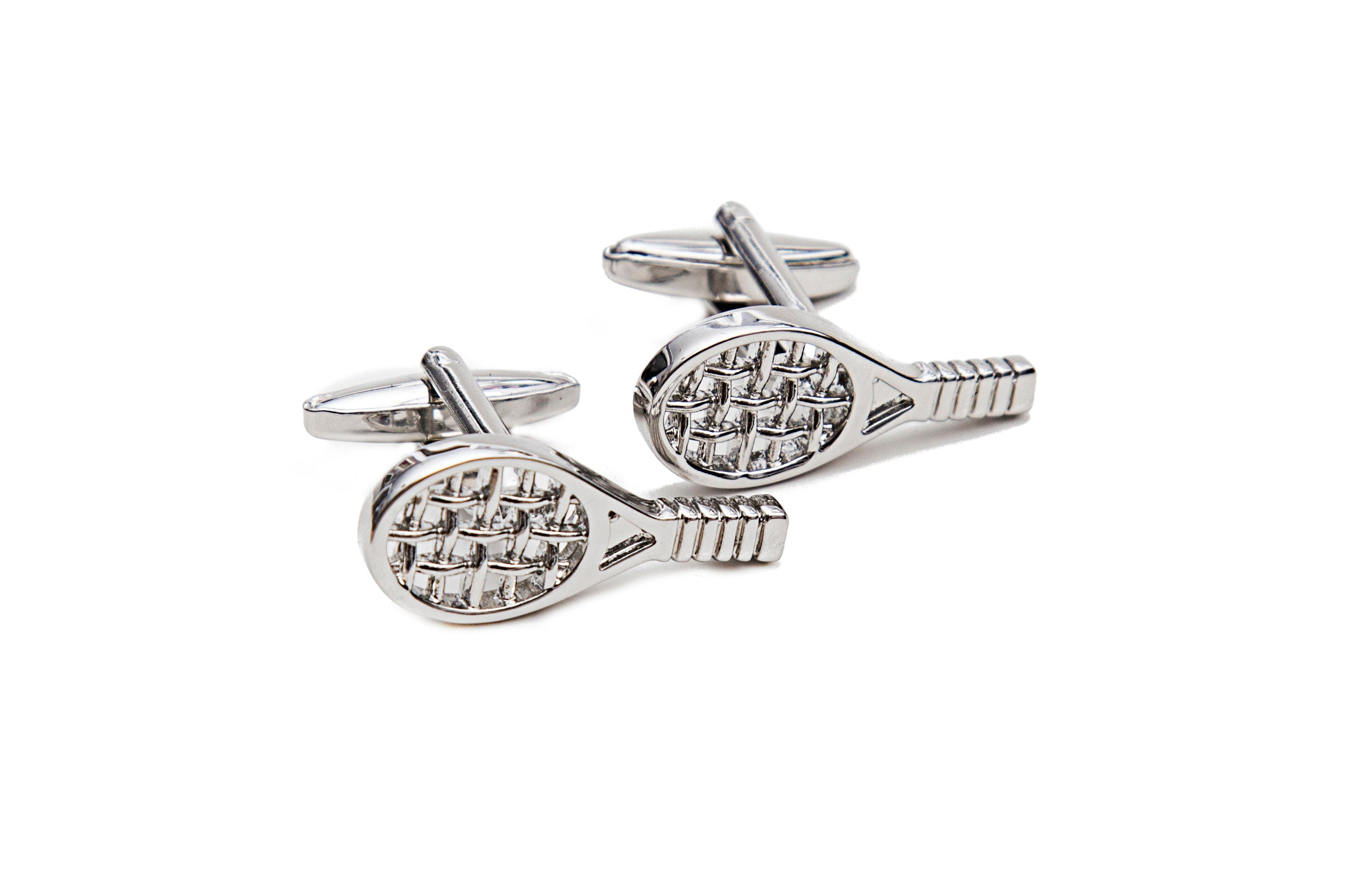 Tennis Cuff Links